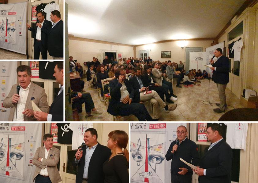 20 settembre 2019: Pavia di Udine Impresa e Percoto Canta